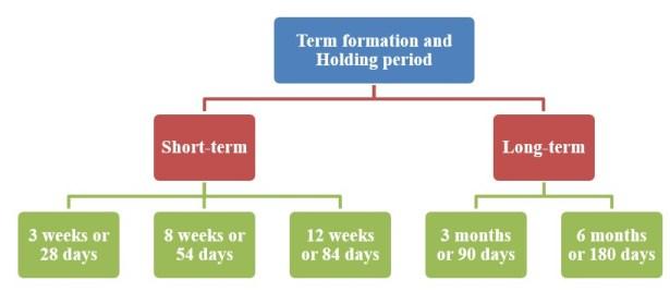 Momentum analysis to understand the dynamic behavior of investors