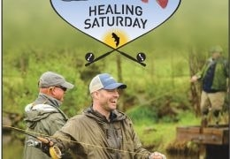 Healing Saturday will take place on September 30, 2017