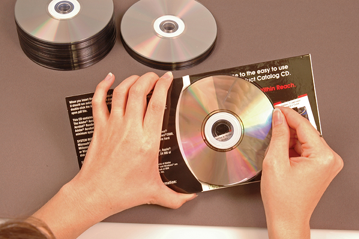 CD Insertion