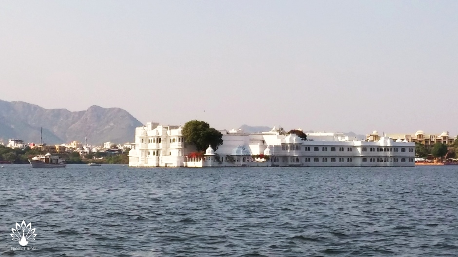 Taje Lake Palace