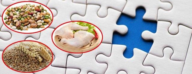 Proteine vegetali biosgna contarle