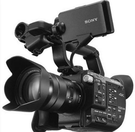 Sony FS5 Videographer Self-Shooter