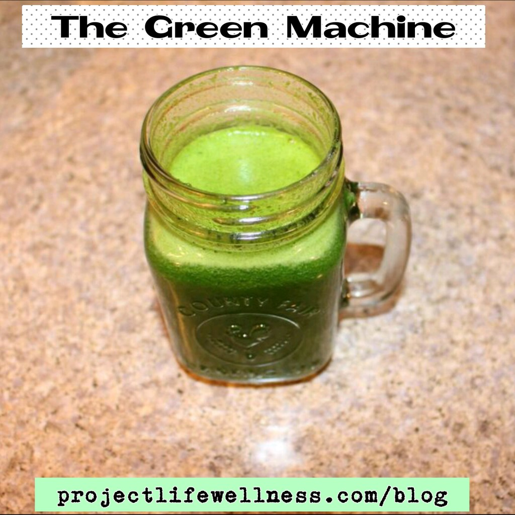 simple green juice recipe