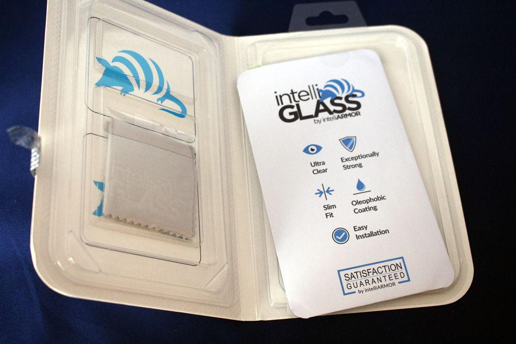 Intelliglass screen protector review