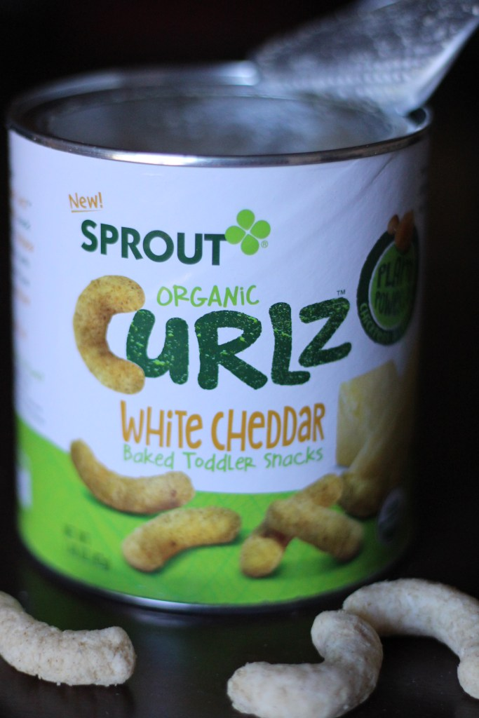 sprout organic curlz snacks
