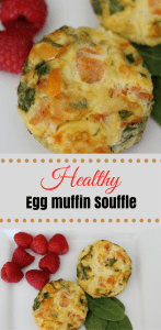 healthy egg muffin souffle recipe