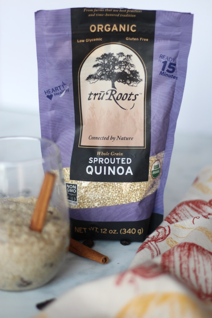 truroots sprouted quinoa