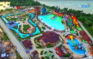 VIDEO: Seven Seas Waterpark in 'Kapuso Mo, Jessica Soho'