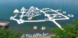 VIDEO: Aqua Park at Club Balai Isabel Philippines