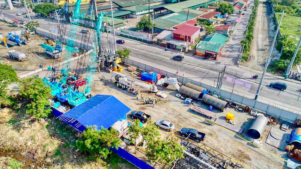 Manila to Bulacan Railways in Full Swing as of June 2019