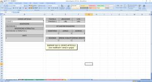 Gestione Magazzino su Excel - Modello Gratuito