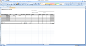 Project Management su Excel