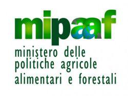 MIPAAF Ministero delle politiche agricole alimentari e forestali