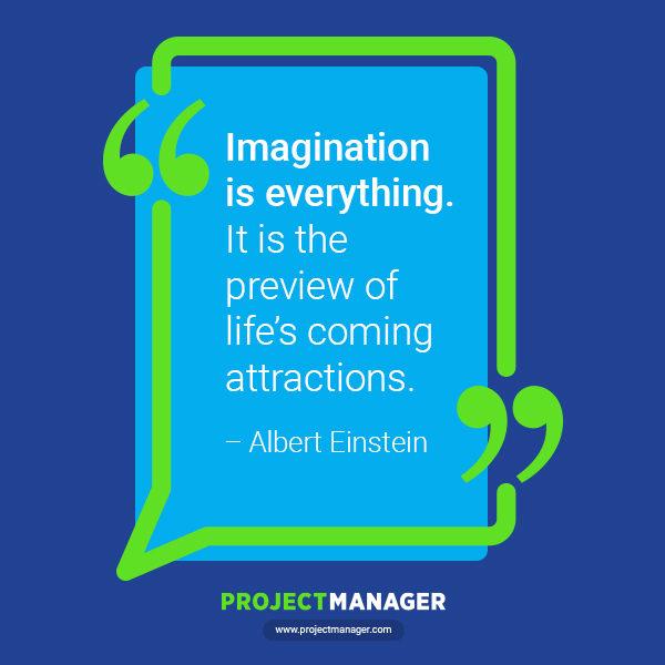 Albert Einstein cita de negocios
