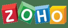 Logotipo de Zoho