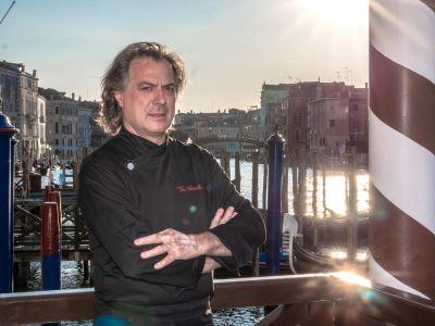 Tino Vettorello sarà lo chef della 77° edizione della Mostra del Cinema di Venezia