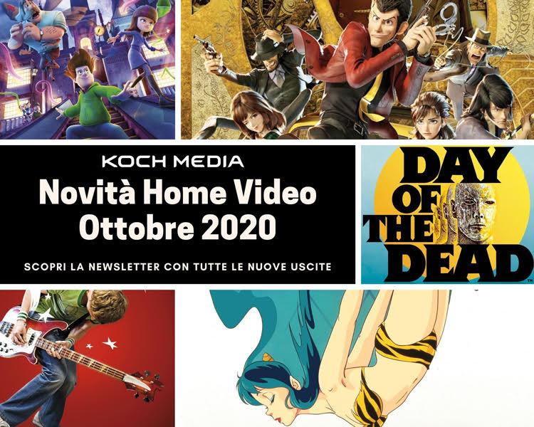 Koch Media presenta le uscite di Ottobre 2020