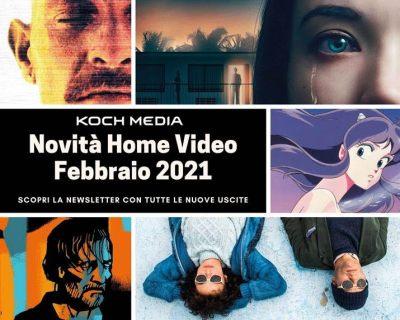 Koch Media presenta le uscite di Febbraio 2021