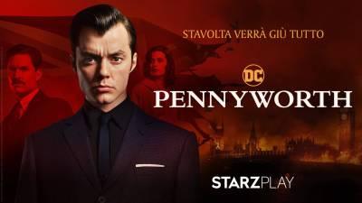 Pennyworth 2 : il finale di stagione Domenica 2 maggio su Starzplay