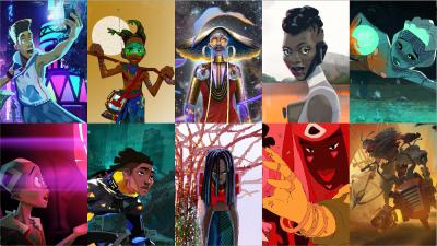 Kizazi Moto: Generation Fire – L'antologia animata in arrivo nel 2022 su DISNEY+