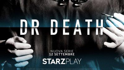 Dr. Death: dal 12 settembre su STARZPLAY