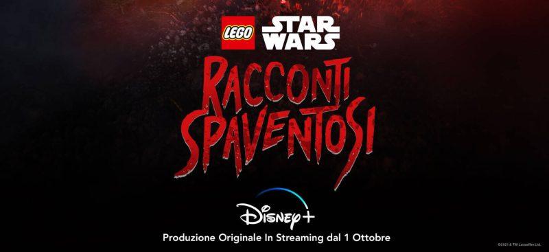 Disney + presenta LEGO Star Wars: Racconti spaventosi