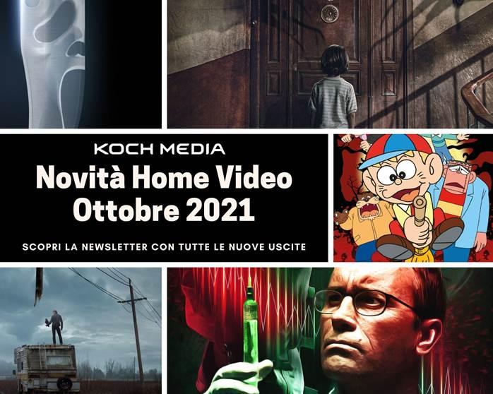 Koch Media presenta le uscite di Ottobre 2021
