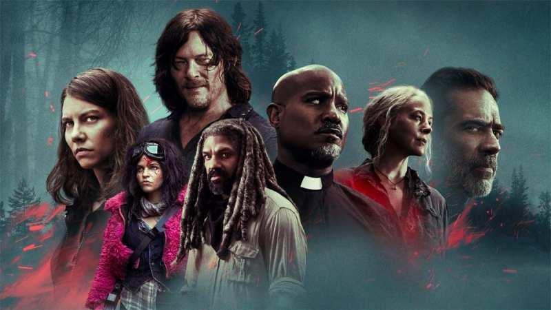 The Walking Dead : Dal 21 febbraio 2022 la seconda parte del finale di stagione