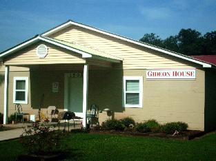 gideon house recovery home New Port, Arknasas