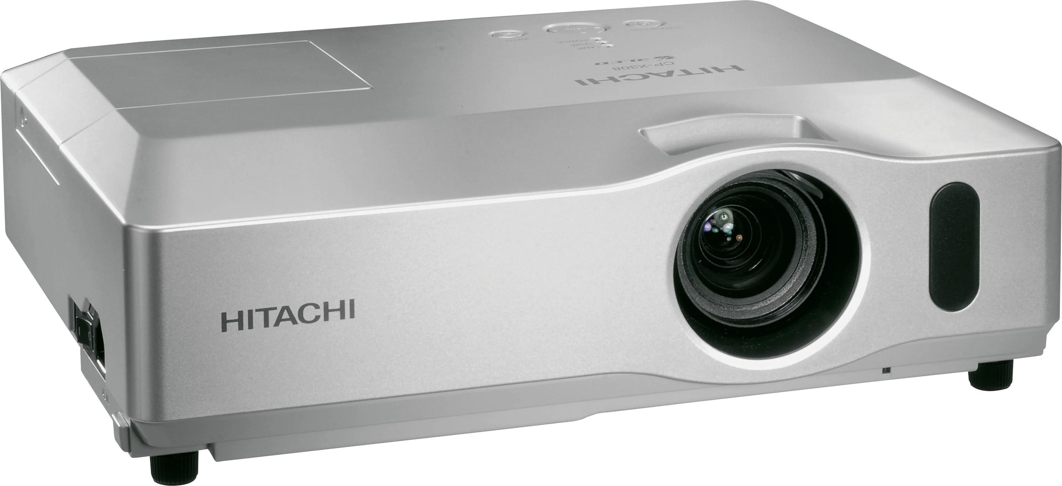 Hitachi Cp X308