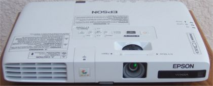 Обзор мультимедийного ЖК-проектора Epson Powerlite 1775W WXGA