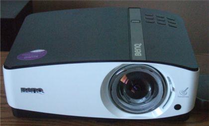 Краткий обзор интерактивного DLP-проектора BenQ MP780 ST с разрешением WXGA