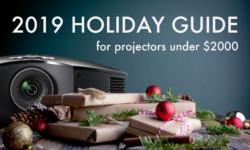 Праздничный путеводитель по семи великолепным проекторам для домашнего кинотеатра стоимостью менее 2000 долларов на 2019 год