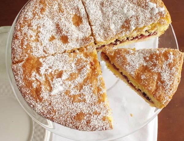 Genoise Tea Cake