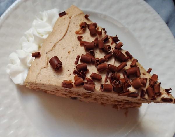 Chocolate-Mocha Icebox Cake