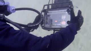 blake running the navigator in palau with bentprop