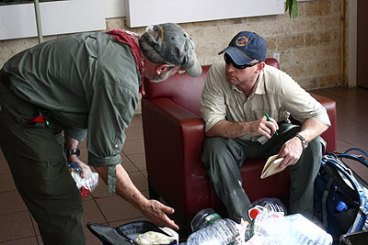 creating a working first aid kit in palau with bentprop.org