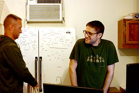 computer meeting
