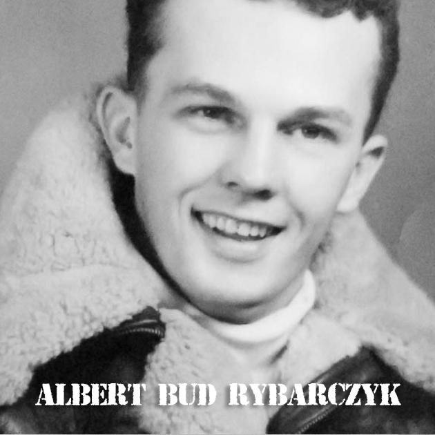 Navy Reserve Aviation Radioman 2nd Class Albert P. Rybarczyk