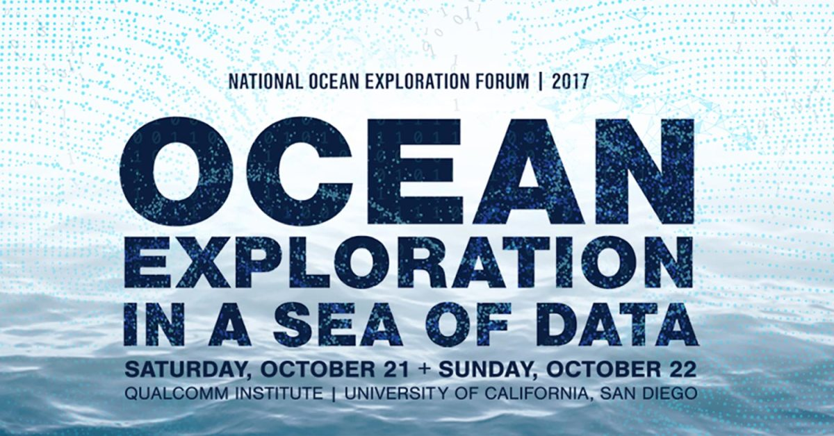 Oceanic Exploration in a Sea of Data