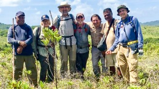 BentProp Team November 2017 searching for executed WWII MIA and innocents in Palau