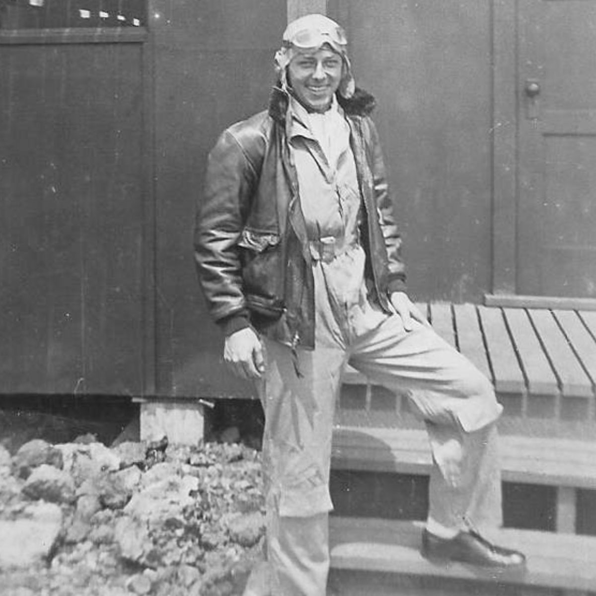 Navy Reserve Aviation Ordnanceman 2nd Class Ora H. Sharninghouse