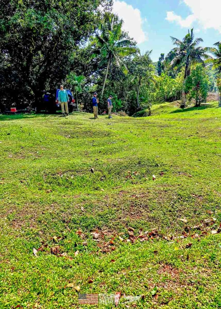 palau cemetery unmarked graves