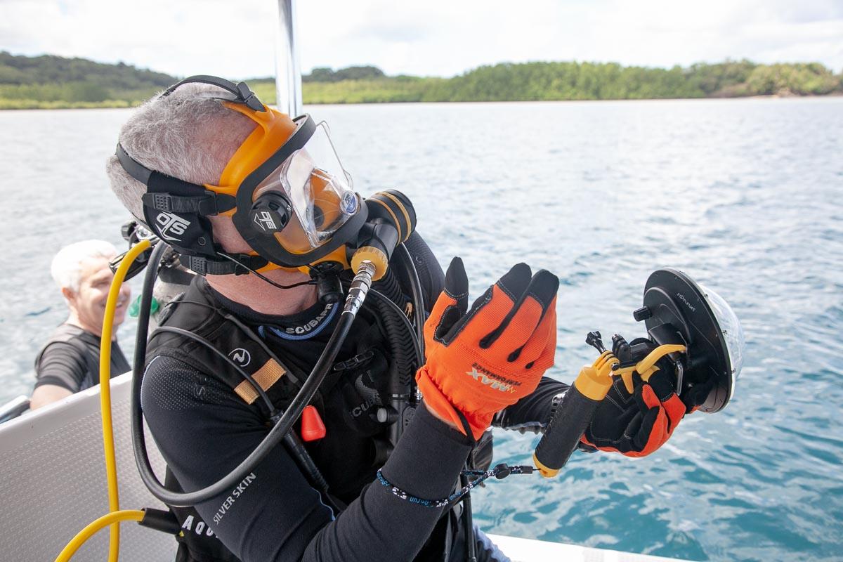 Flip Colmer Underwater Photographer