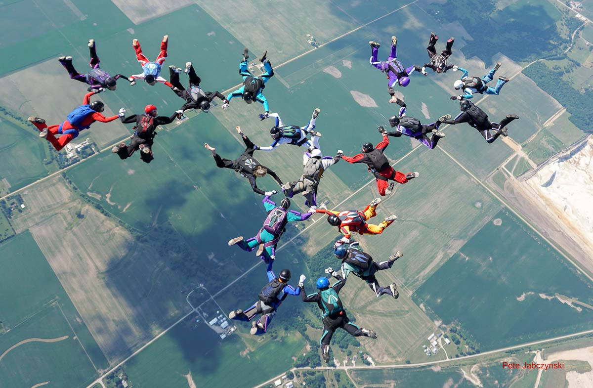 Val Skydiving Freedom Fest July 4th, 2020