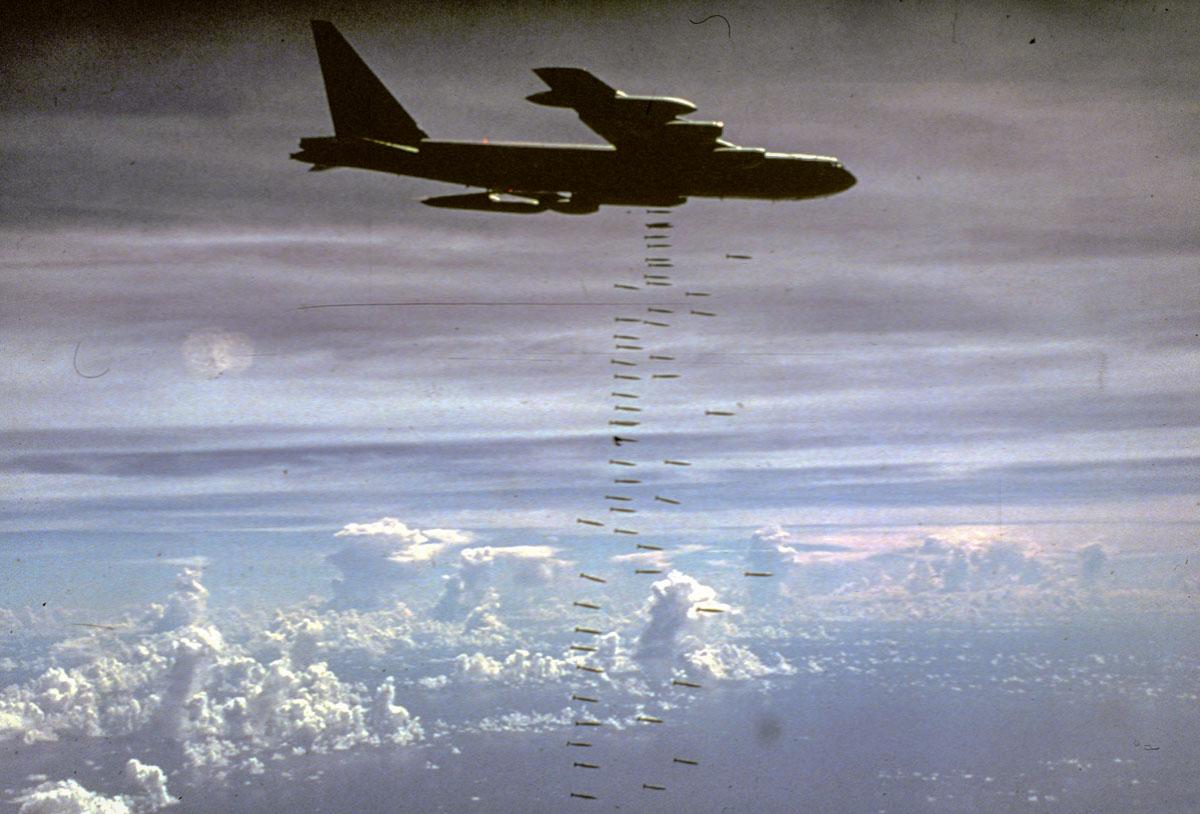 Operation Arc Light B-52s