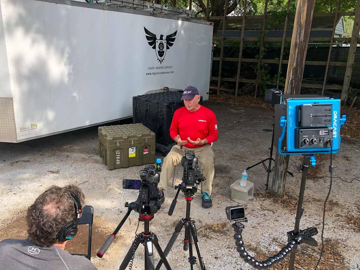 Dan O'Brien Interview