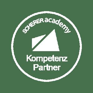 Logo_Scherer_Academy_Kompetenz-Partner_1c_weiss