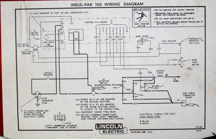 Lincoln Magnum Gun Wiring Schematics Lincoln Wiring Diagram – Lincoln Ranger 8 Wiring Diagram