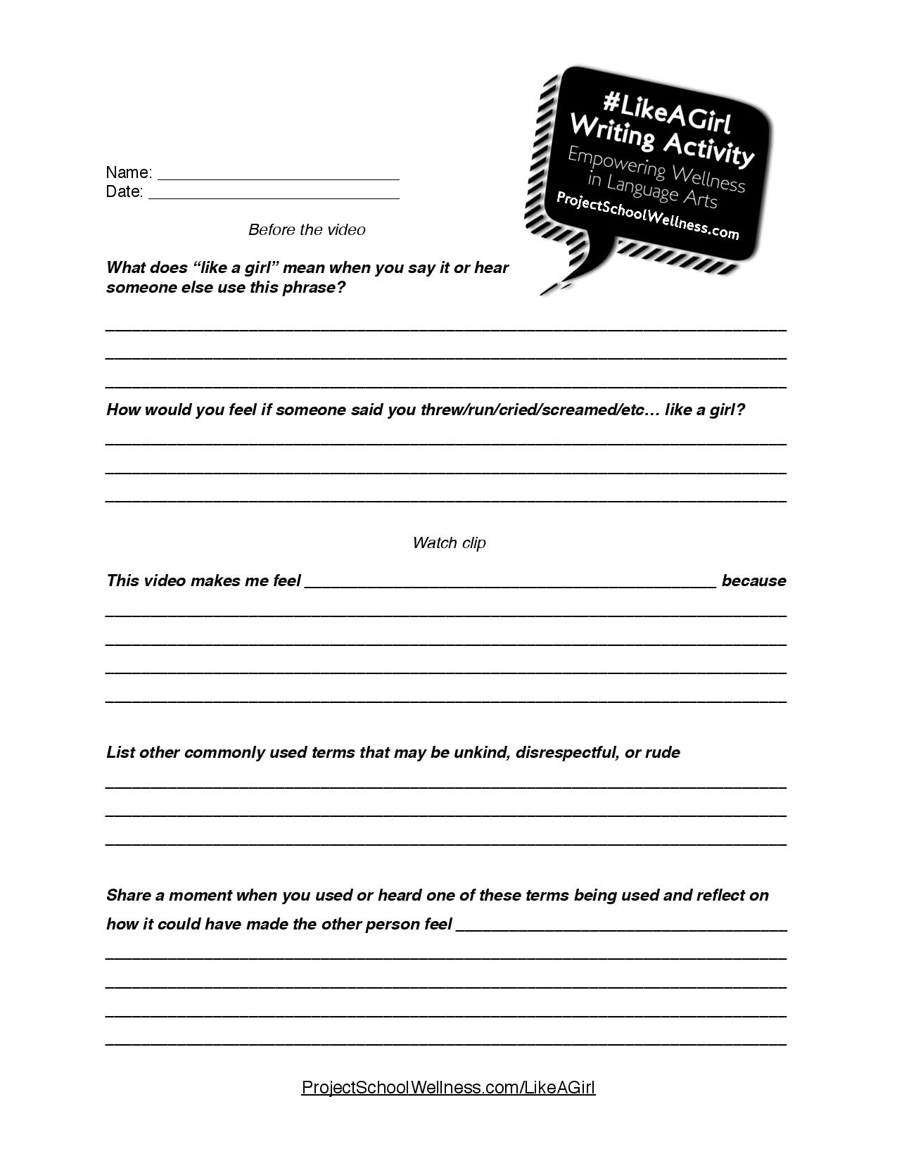 Wellness Worksheets #2 - 50 Chap 8 52 Alcohol and How It Affects ...